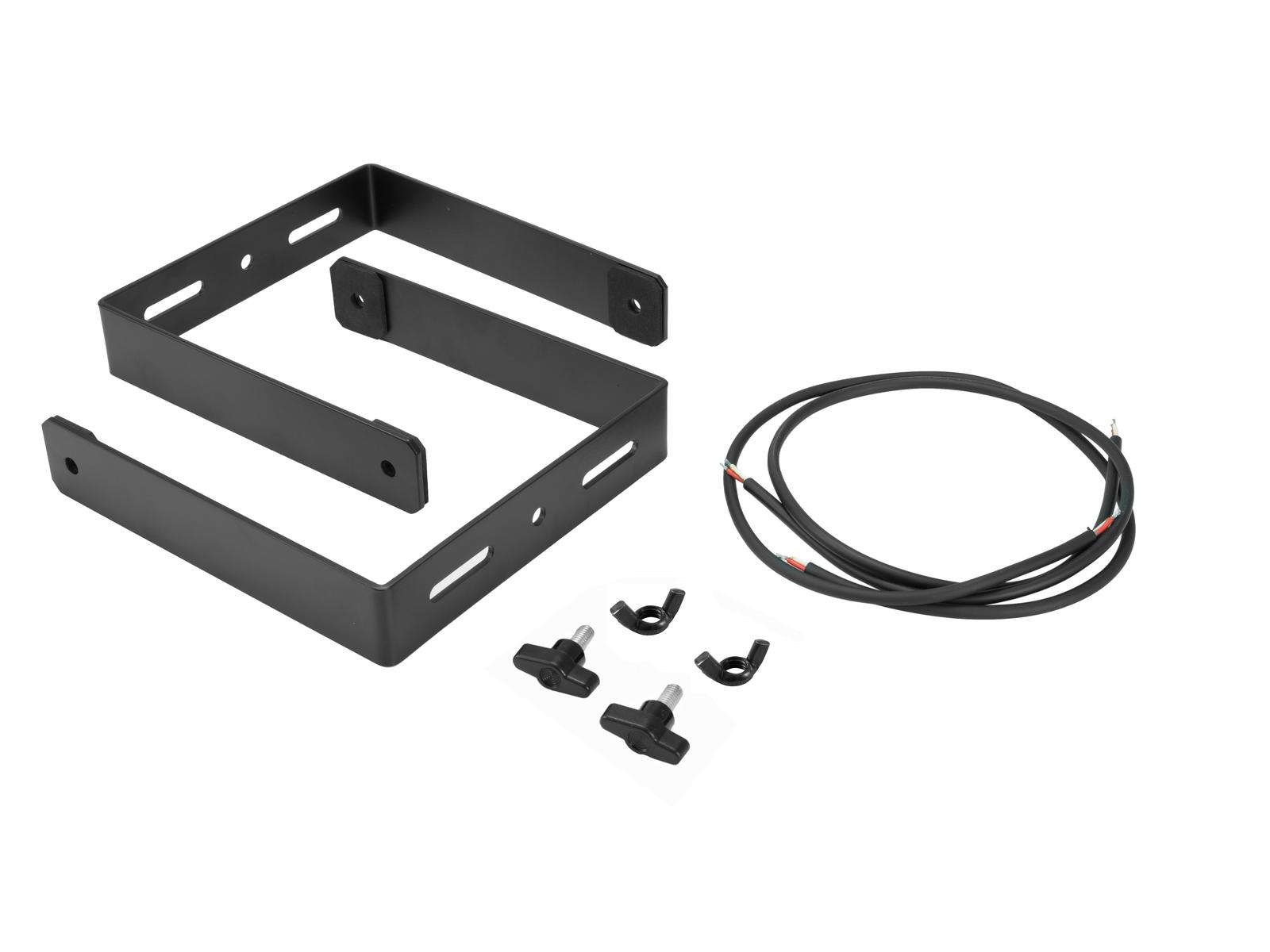 OMNITRONIC MOLLY-6 Erweiterungsbügel schwarz 2x