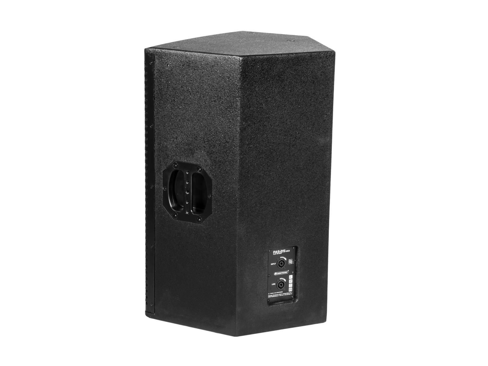 OMNITRONIC PAS-215 MK3 2-Wege-Top