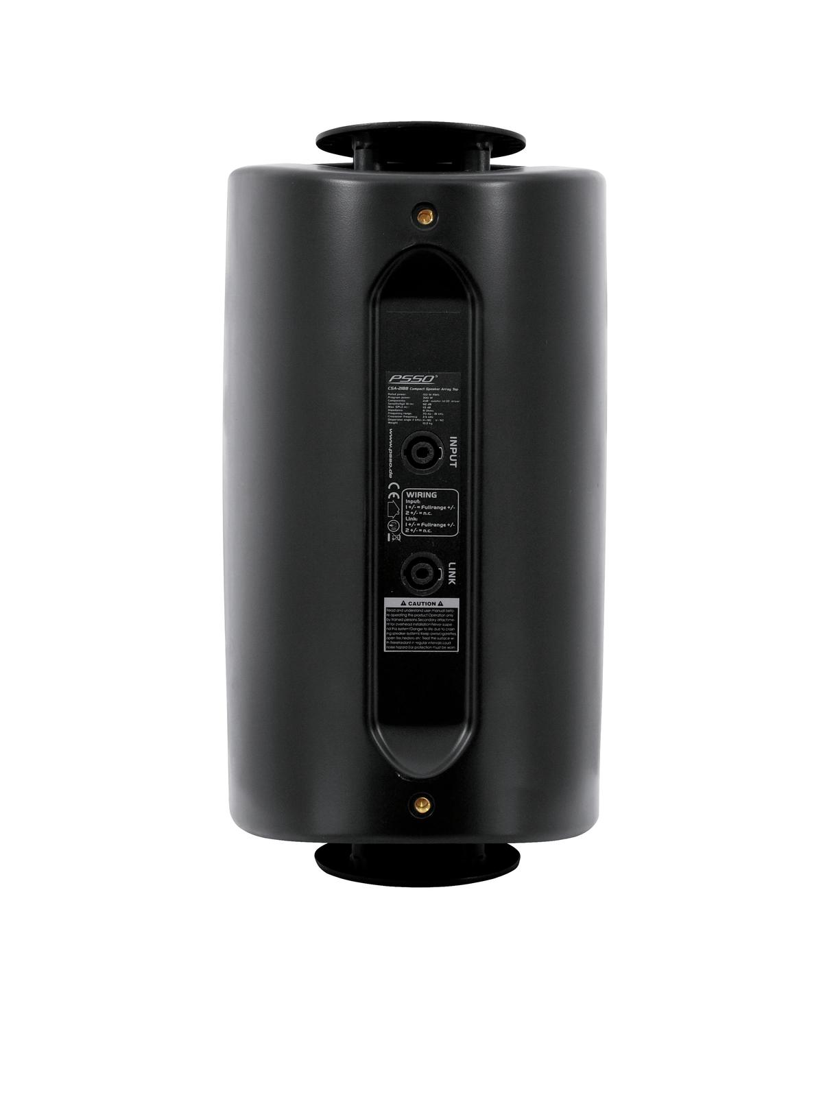 PSSO CSA-218B Top, schwarz