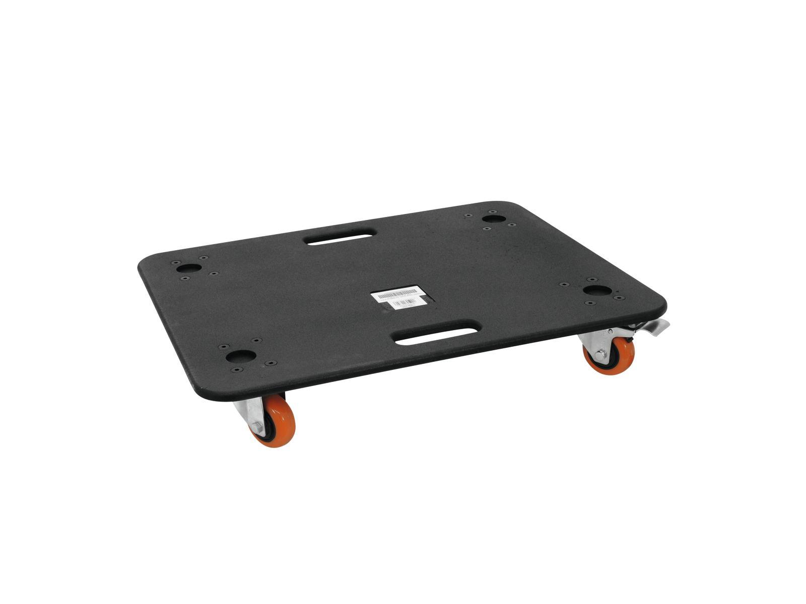 Carrello Per il trasporto di casse acustiche diffusori subwoofer Wheel Board