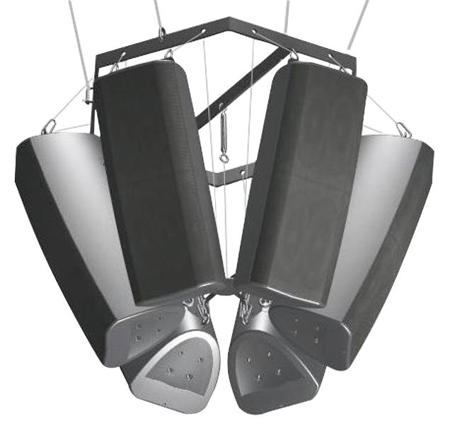 PSSO Flugrahmen hexagonal CSA/CSK