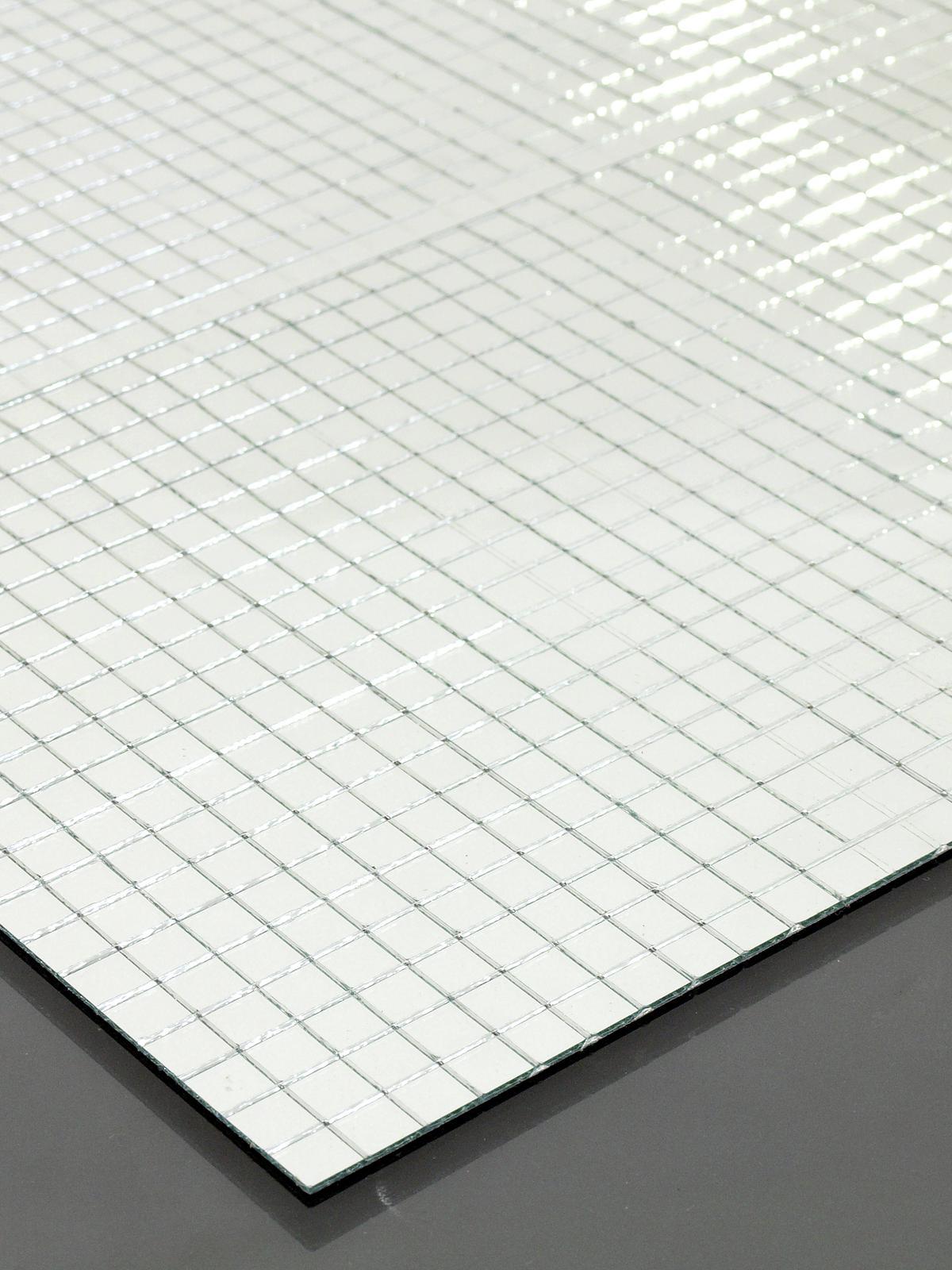 EUROLITE Spiegelmatte 400x200mm, Spiegel 10x10mm