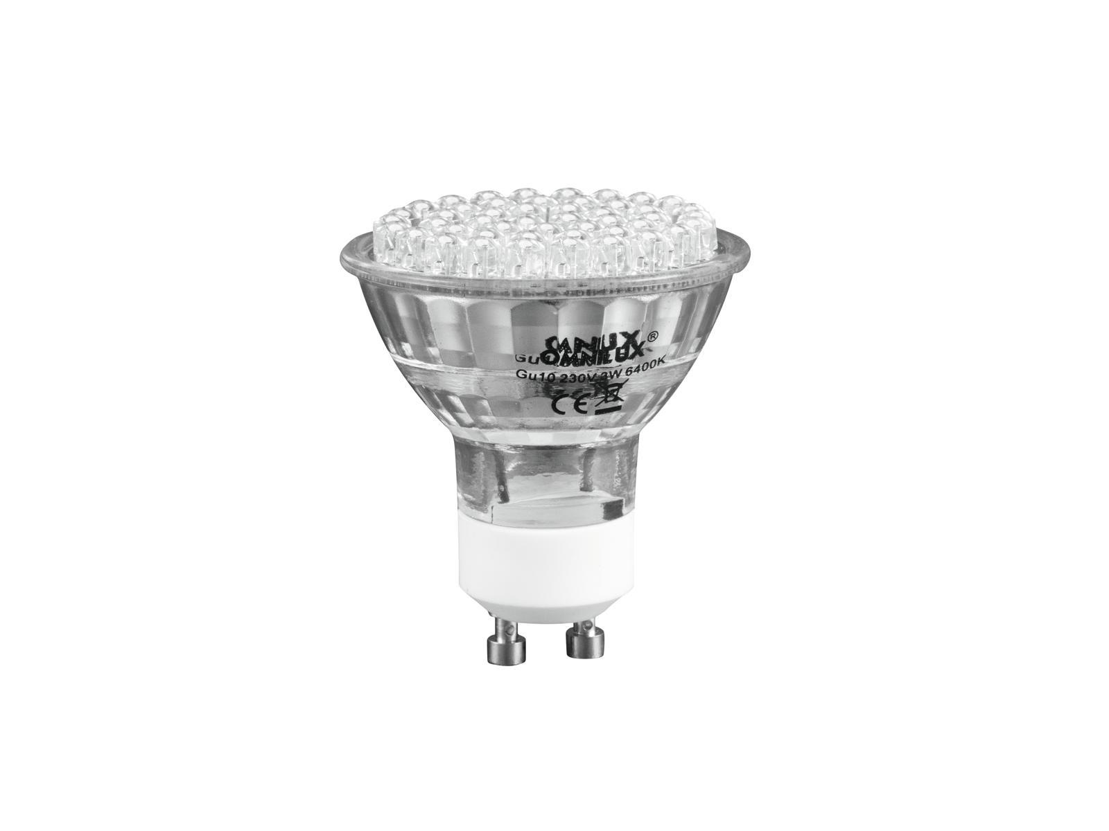 OMNILUX GU-10 230V 48 LED 100° bianco 6400K