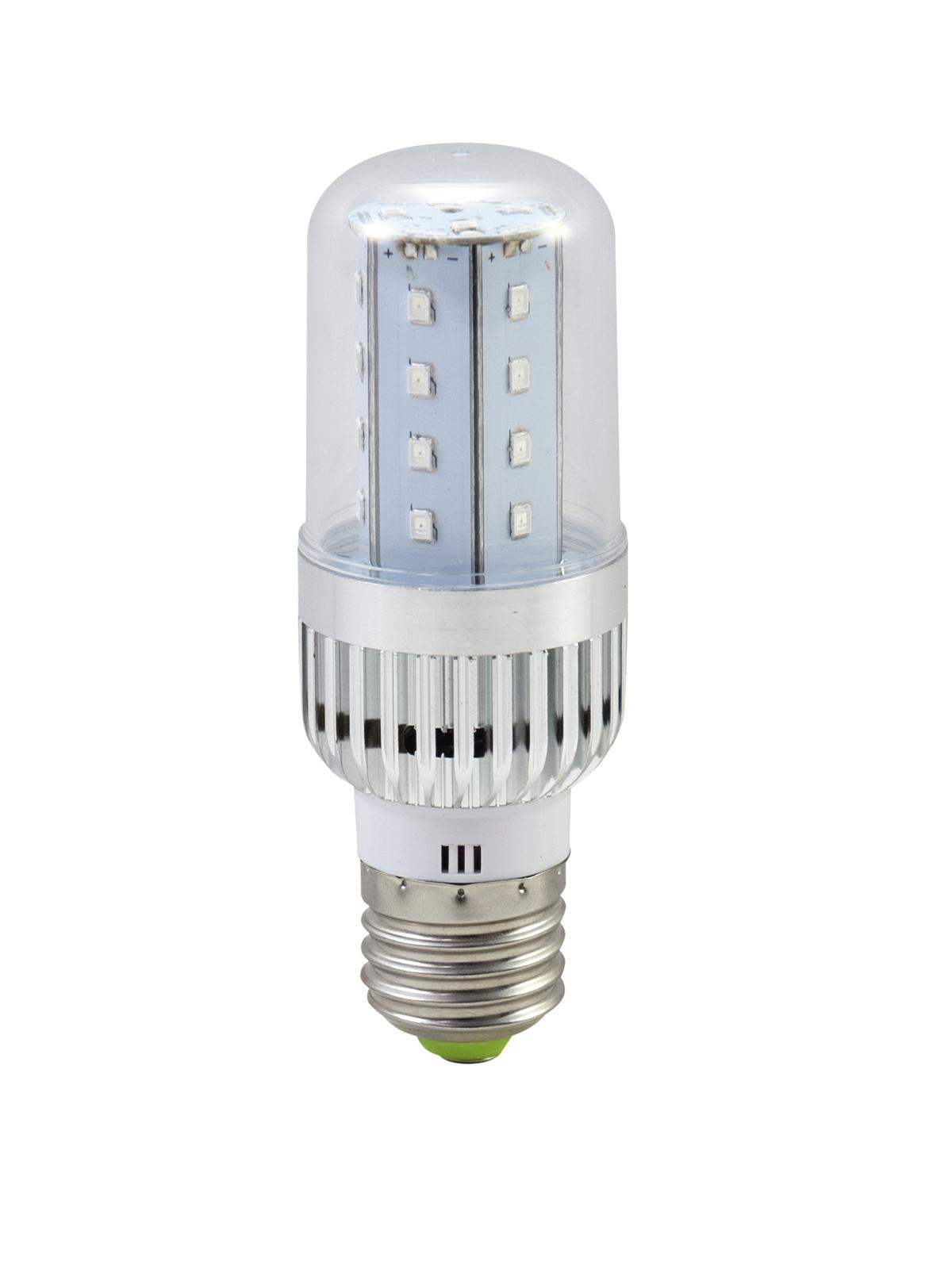 OMNILUX LED E-27 230V 5W 28 Led UV