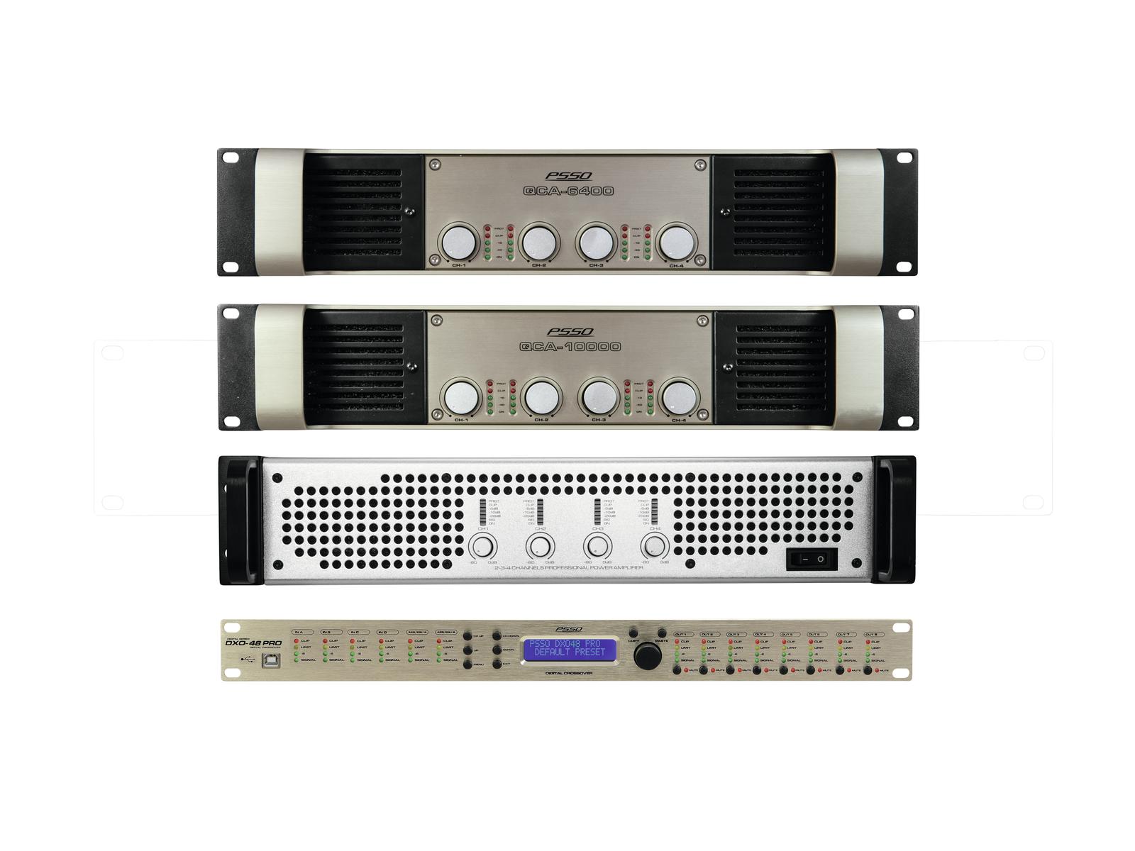 PSSO Amp Set MK2 per Line-Arra