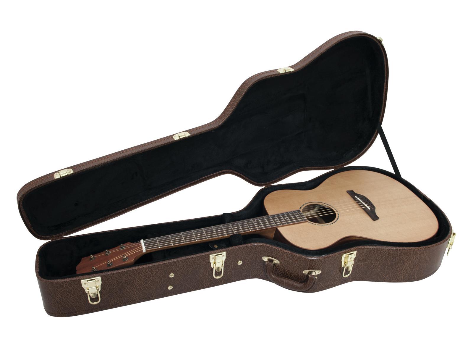 Borsa Custodia Bag sagomata per chitarra acustica Dimavery
