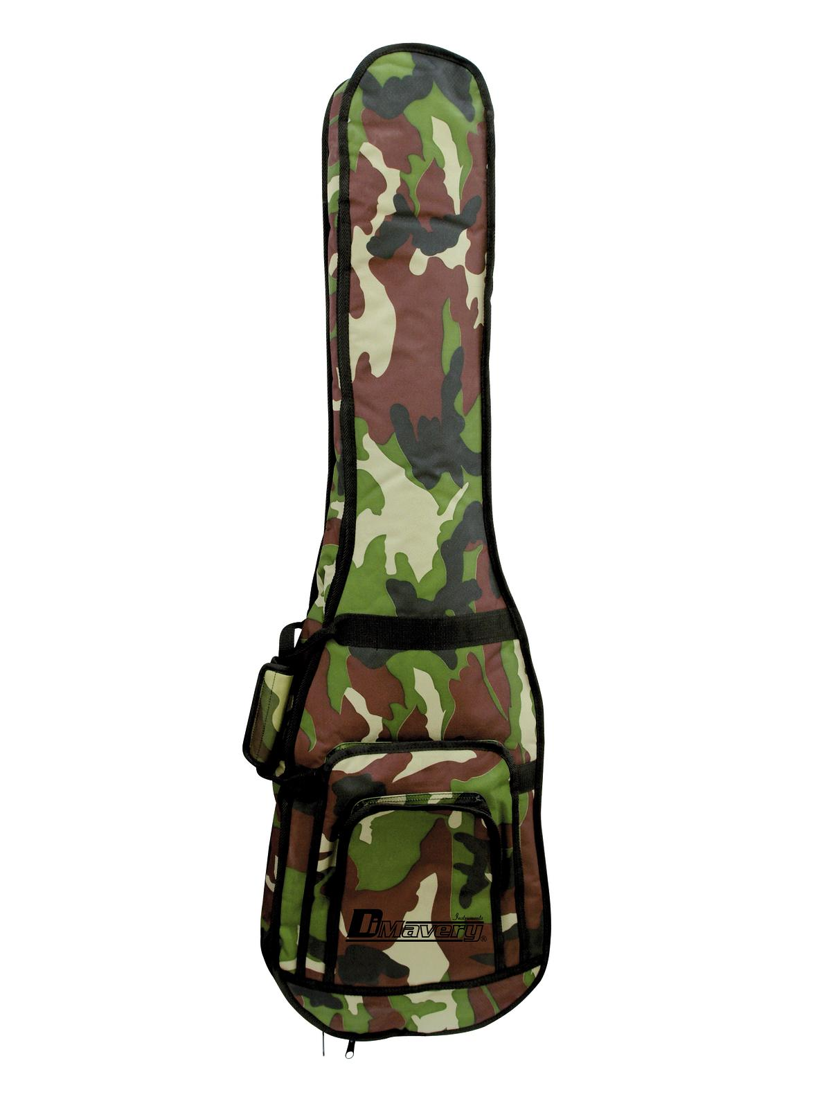 Borsa Custodia Bag per Basso in nylon con zip e tracolle BSB-200 DIMAVERY