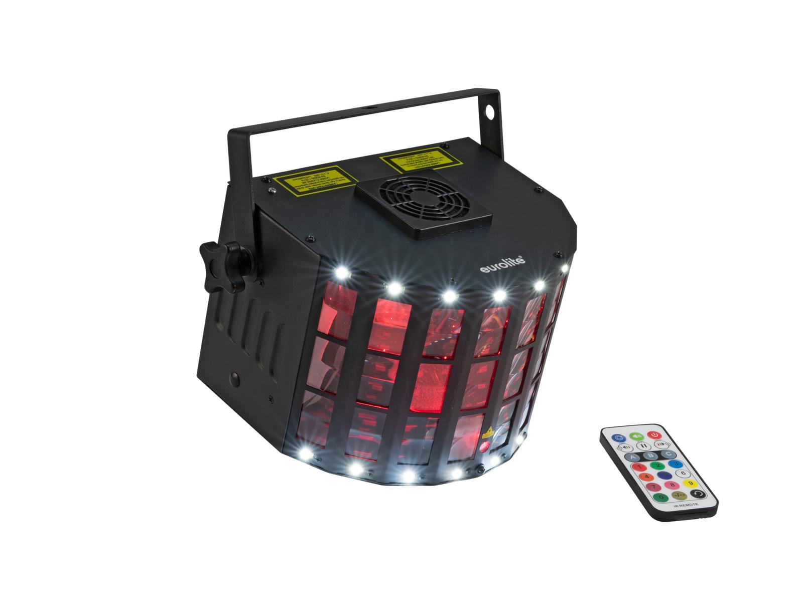 EUROLITE LED Laser Derby MK2