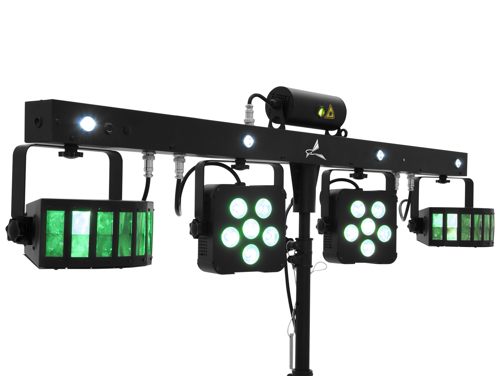 EUROLITE LED KLS Laser Bar PRO FX Luce