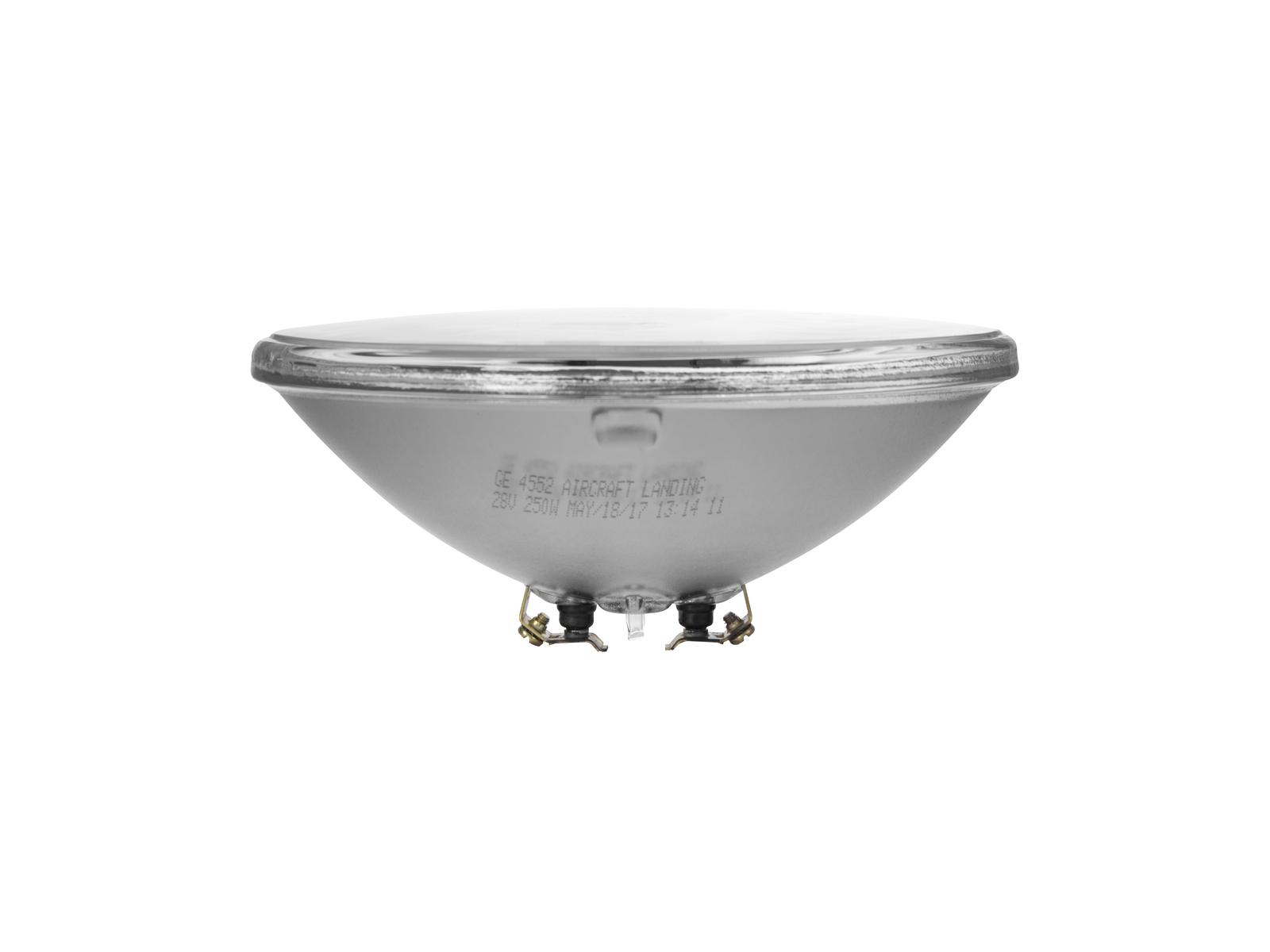 Lampada Faro GE 4552 PAR-64 28V/250W VNSP 25h Aerei