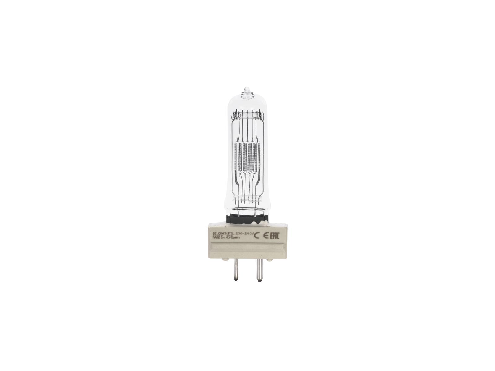 GE CP43 240V/2000W GY-16 400h 3200K