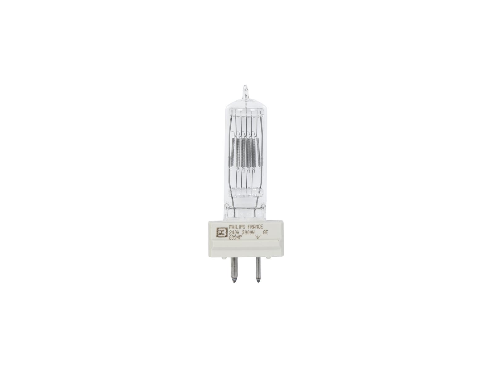 PHILIPS 6994P 230V/2000W GY-16 480h 3200K