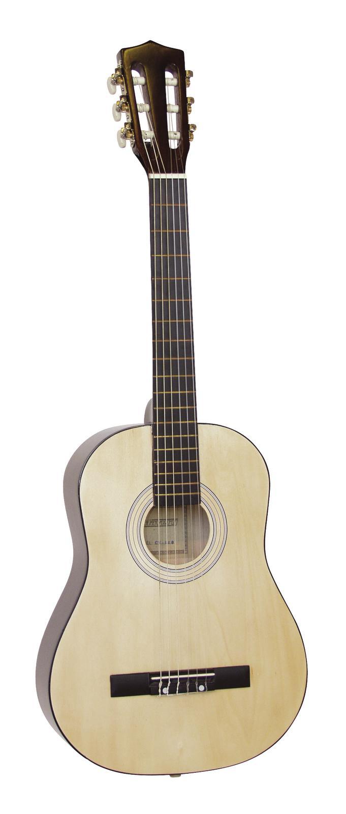 DIMAVERY AC-303 Klassikgitarre 1/2, nat