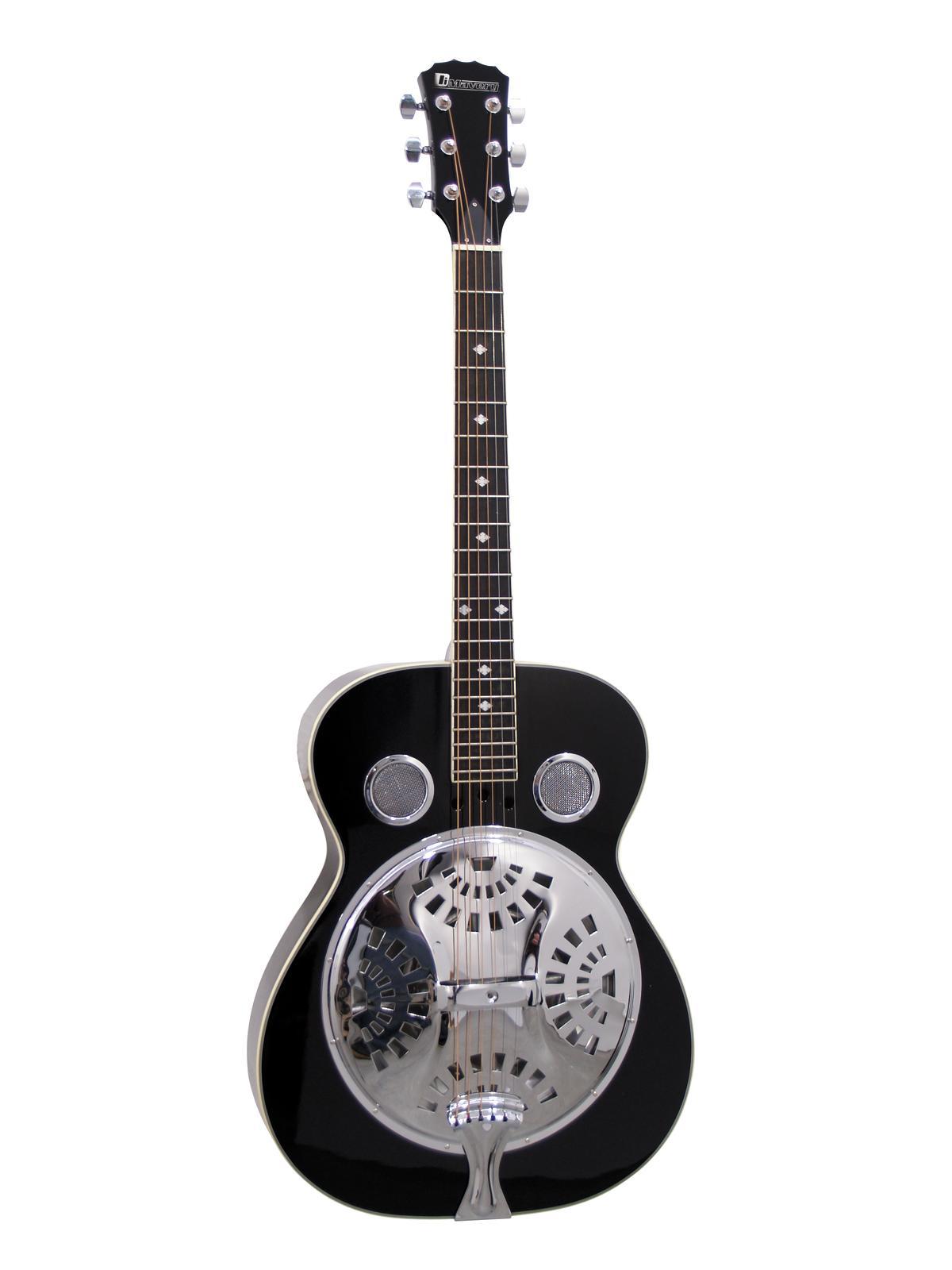 Chitarra acustica nera DIMAVERY RS-310