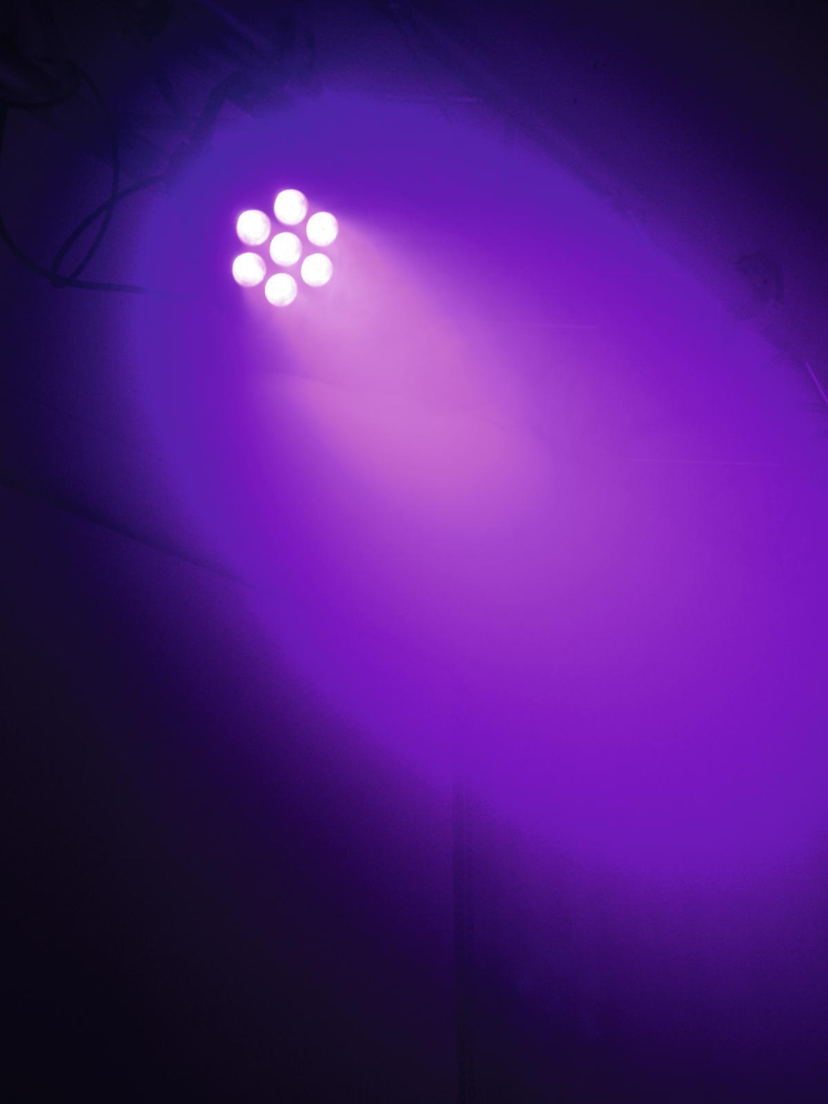 FUTURELIGHT PRO Slim PAR-7 QLC RGBW