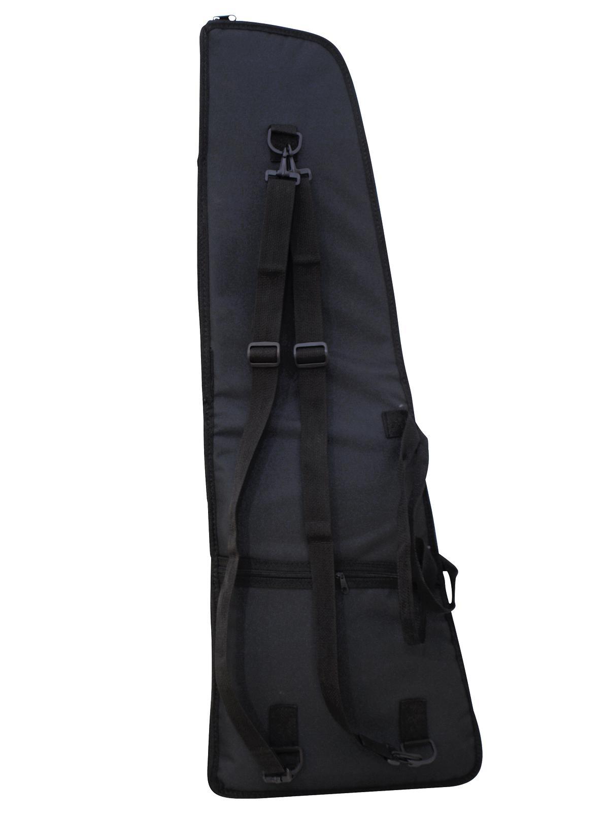 Borsa Custodia Bag per chitarra elettrica in nylon con zip e tracolle DIMAVERY