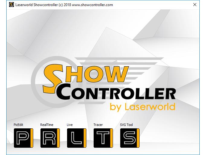 LASERWORLD Showcontroller PLUS Aggiornamento