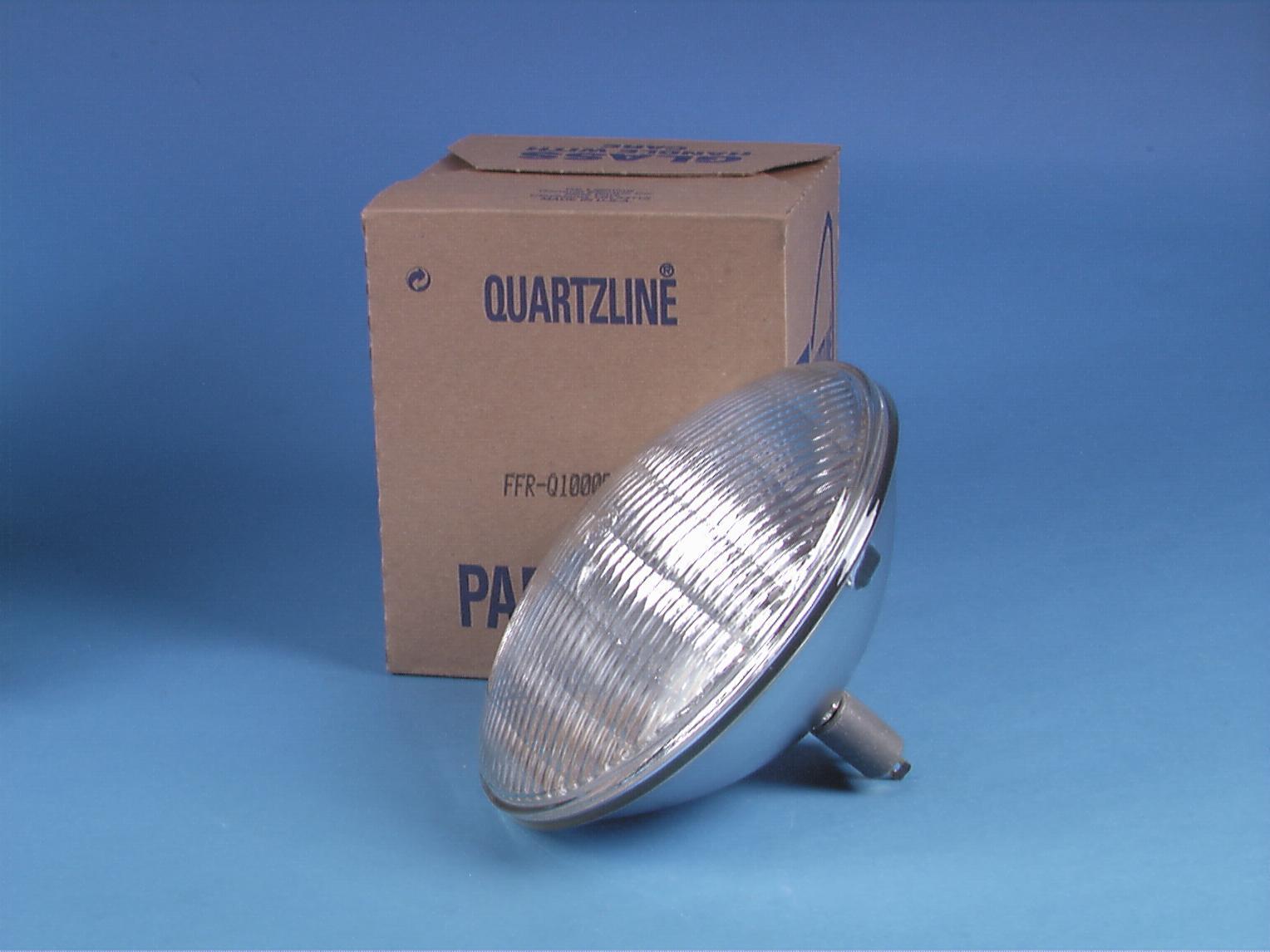 Lampada Faro GE FFP PAR-64 120V/1000W NSP 800h 3200 K,