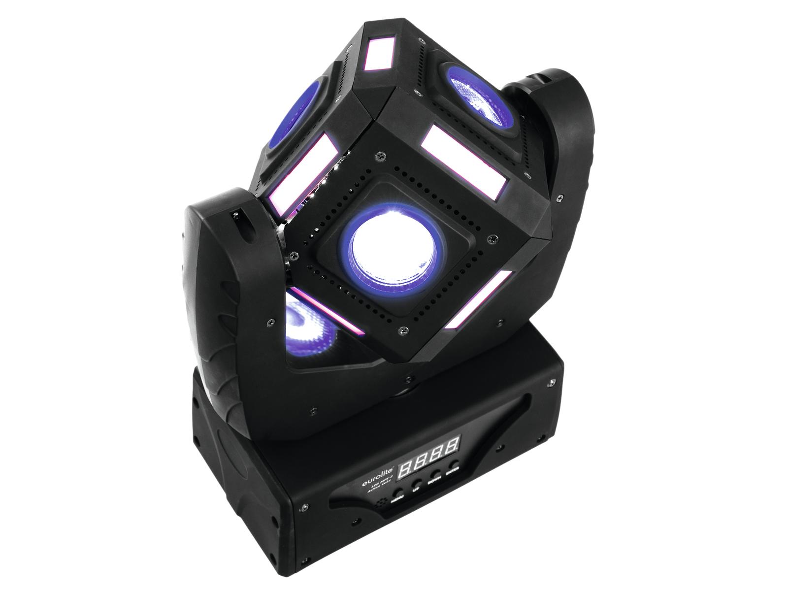 EUROLITE LED MFX-Azione 3 Cubo