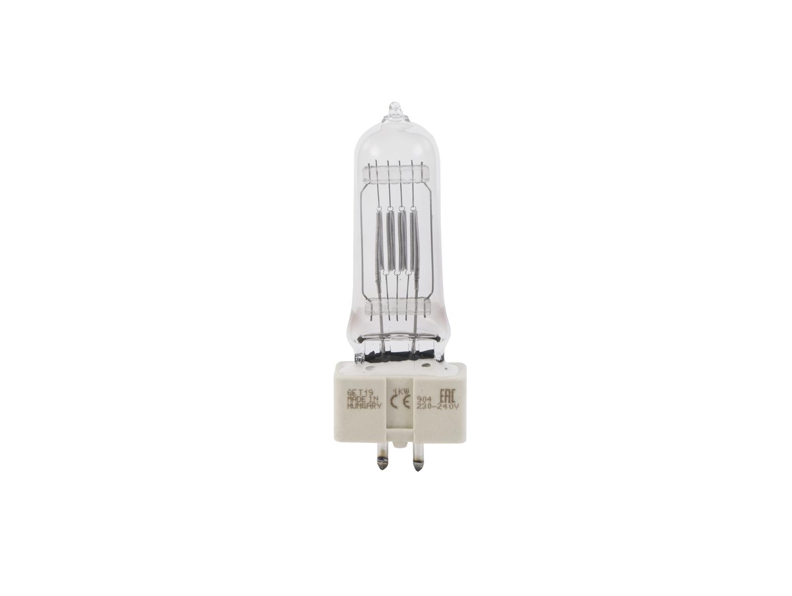 GE T19/240V 1000W GX-9.5 750h longlife