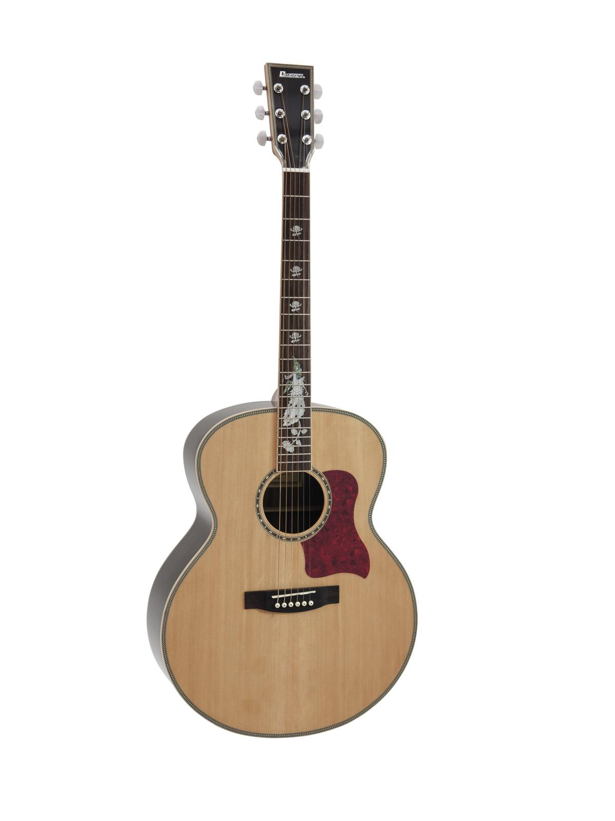 DIMAVERY STW-30 Occidentale chitarra jumbo