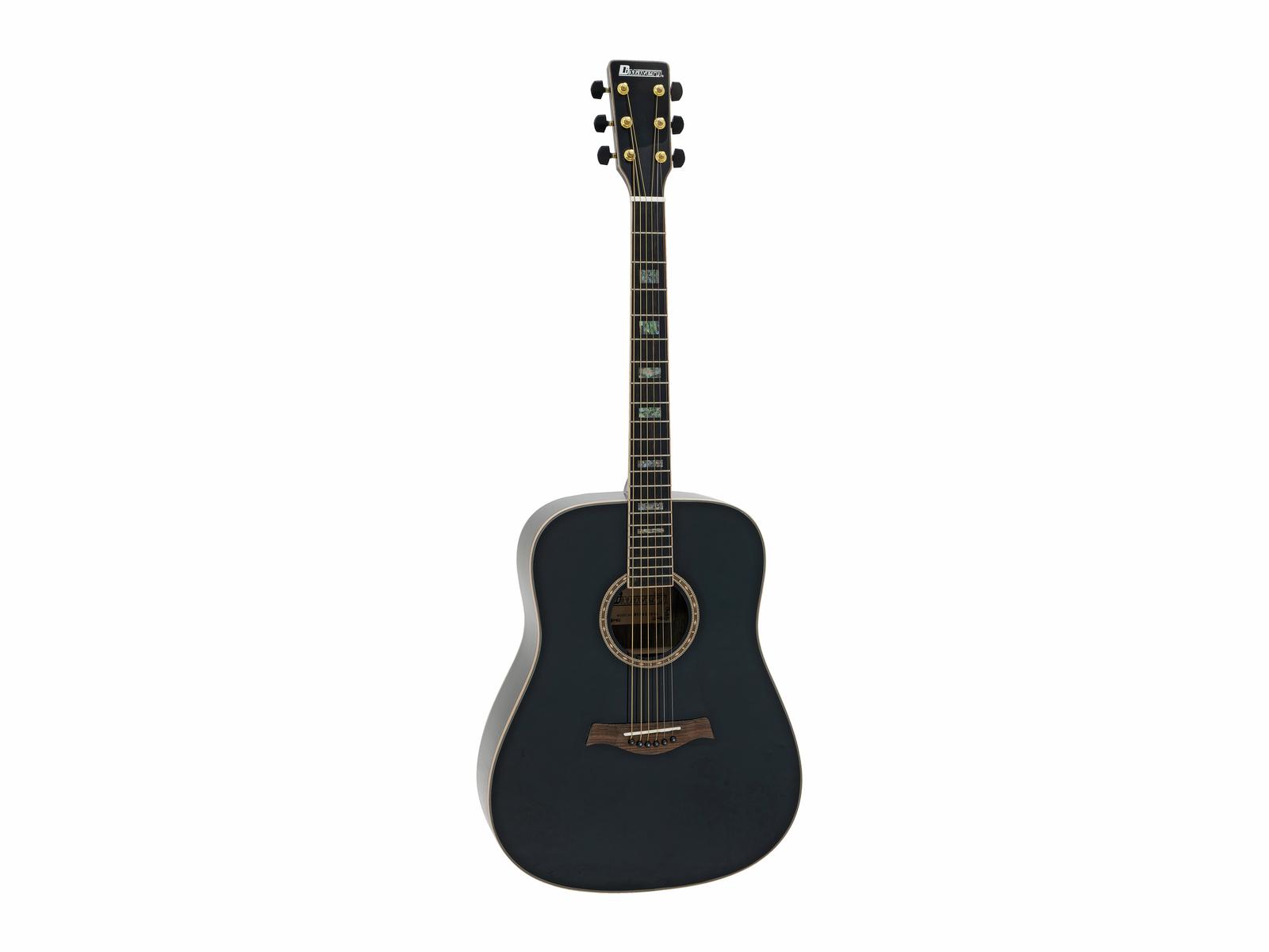 DIMAVERY TW-85 Occidentale chitarra, massiccio
