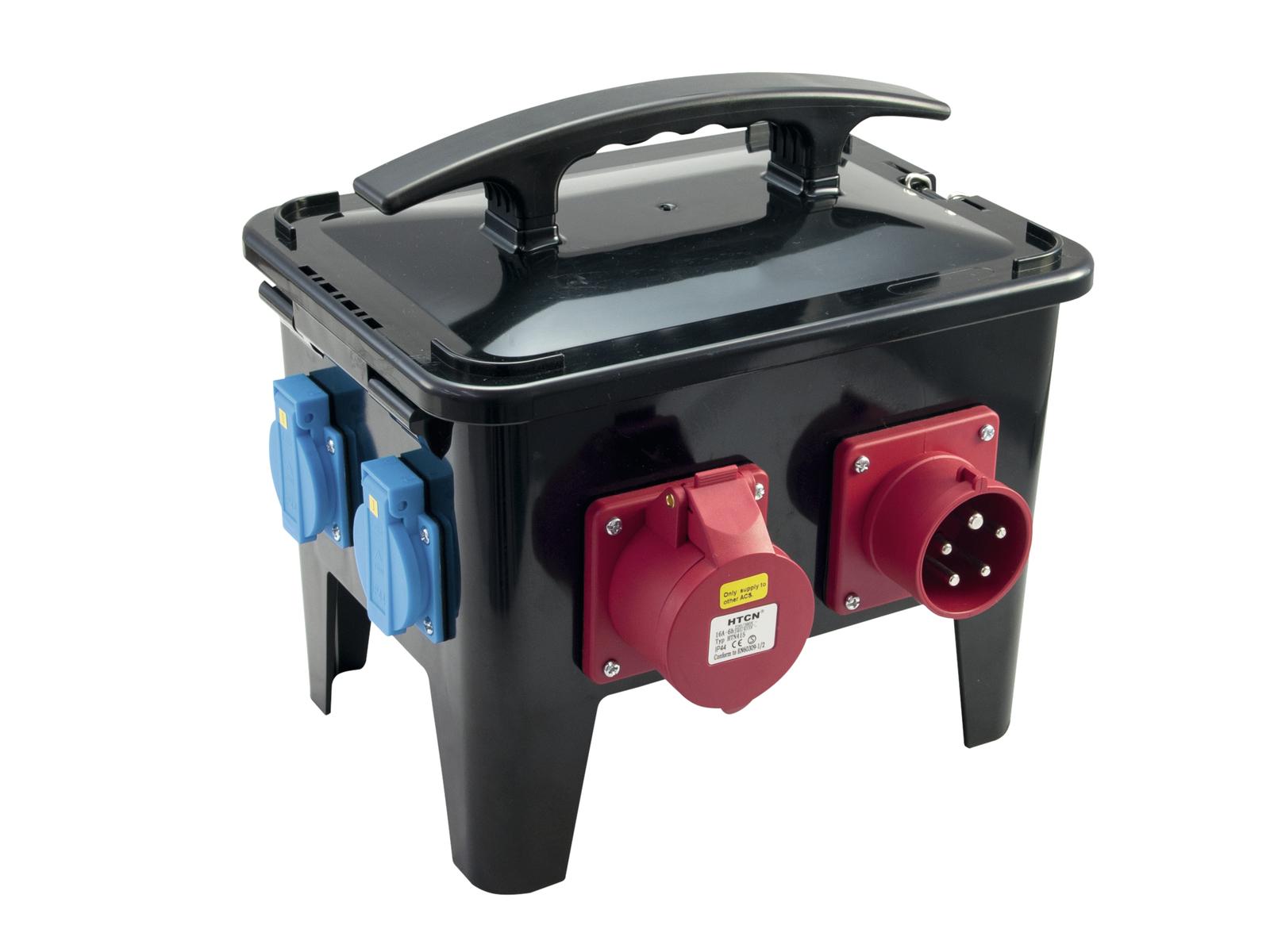 Distributor portable power RCD 16A external use EUROLITE SBPO-1640B