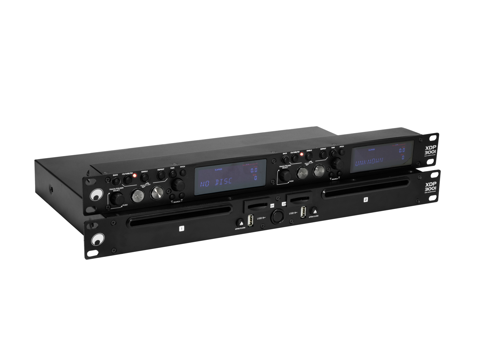 OMNITRONIC XDP-3001 CD-/MP3-Player