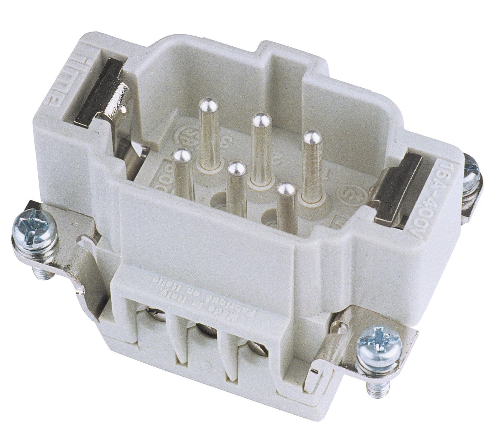 ILME connettore 6-pin 16A, mor