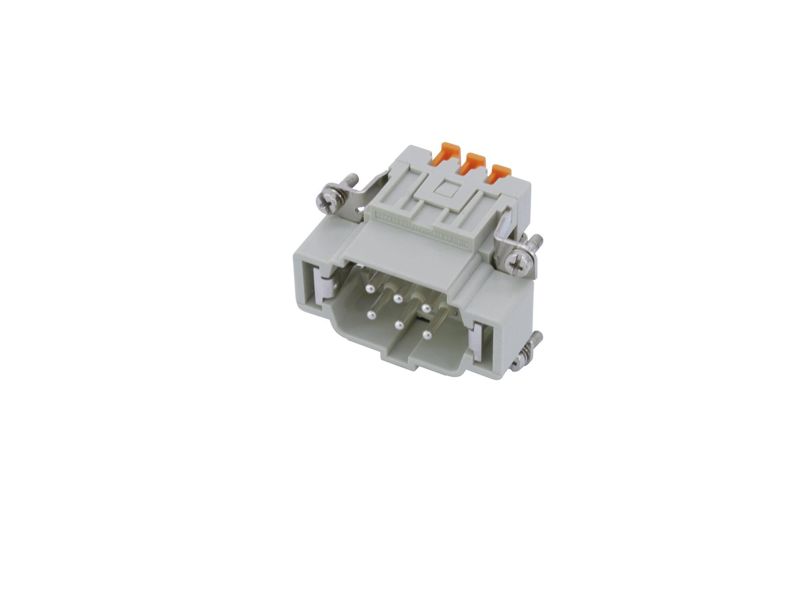 ILME SQUICH Steckereinsatz 6-pol 16A 500V