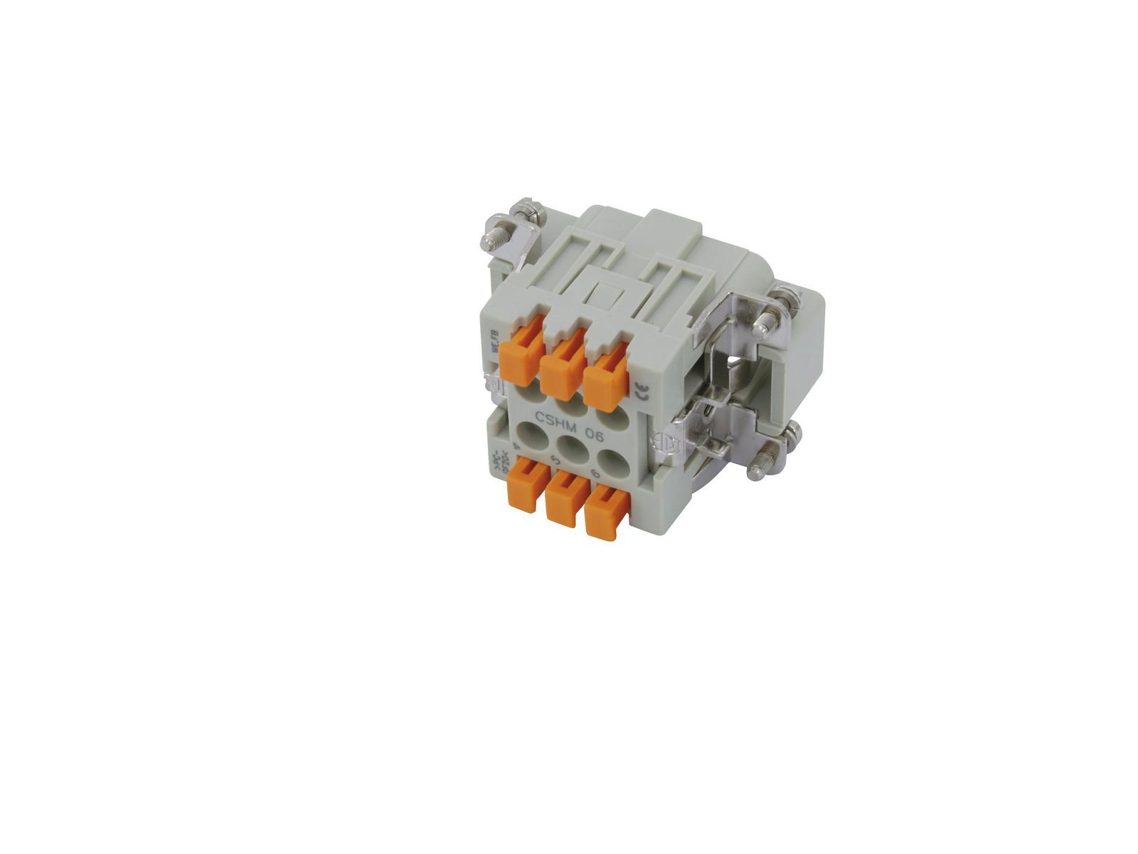 ILME Squich connettore a 6 poli 16A 500V