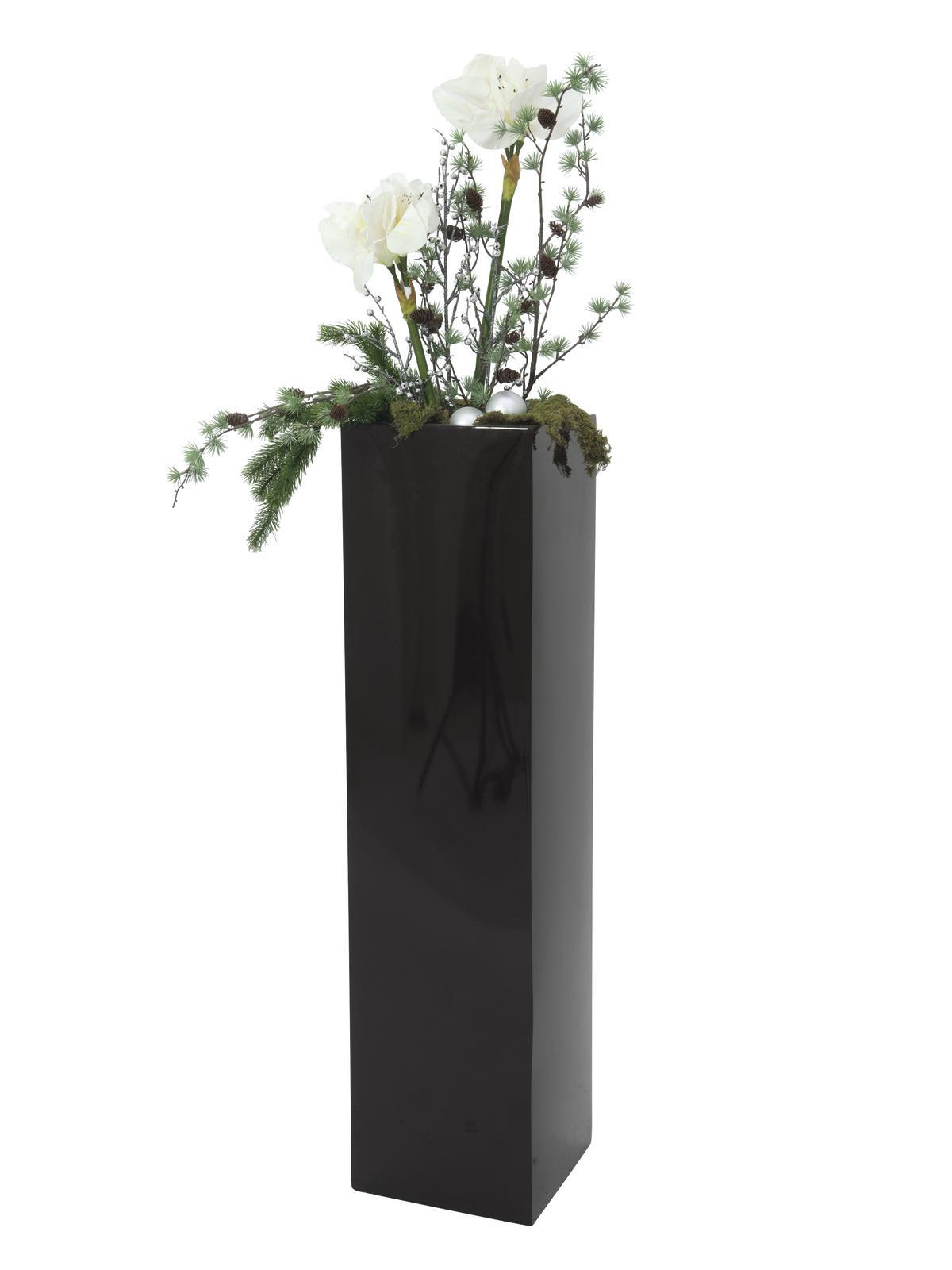 EUROPALMS Decoball 6cm, argento, metallizzato 6x