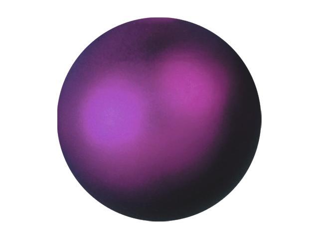 EUROPALMS Decoball 3,5 cm, viola metallizzato 48x