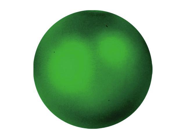 EUROPALMS Decoball 3,5 cm, verde metallizzato 48x