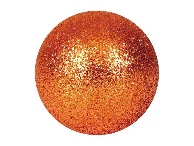 EUROPALMS Decoball 3,5 cm, rame, glitter 48x