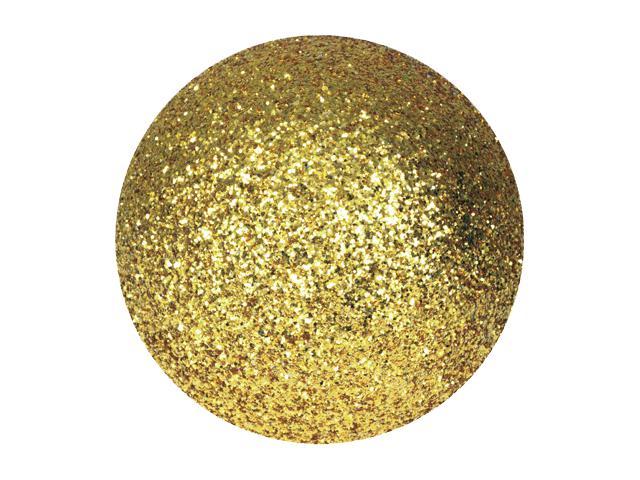 EUROPALMS Decoball 3,5 cm, oro, glitter 48x