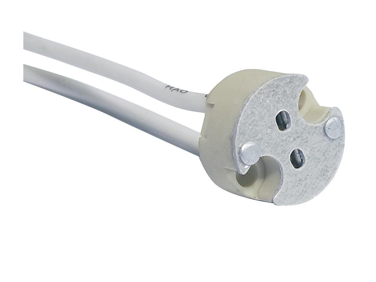 Attacco adattatore porta lampada G-6.35 OMNILUX