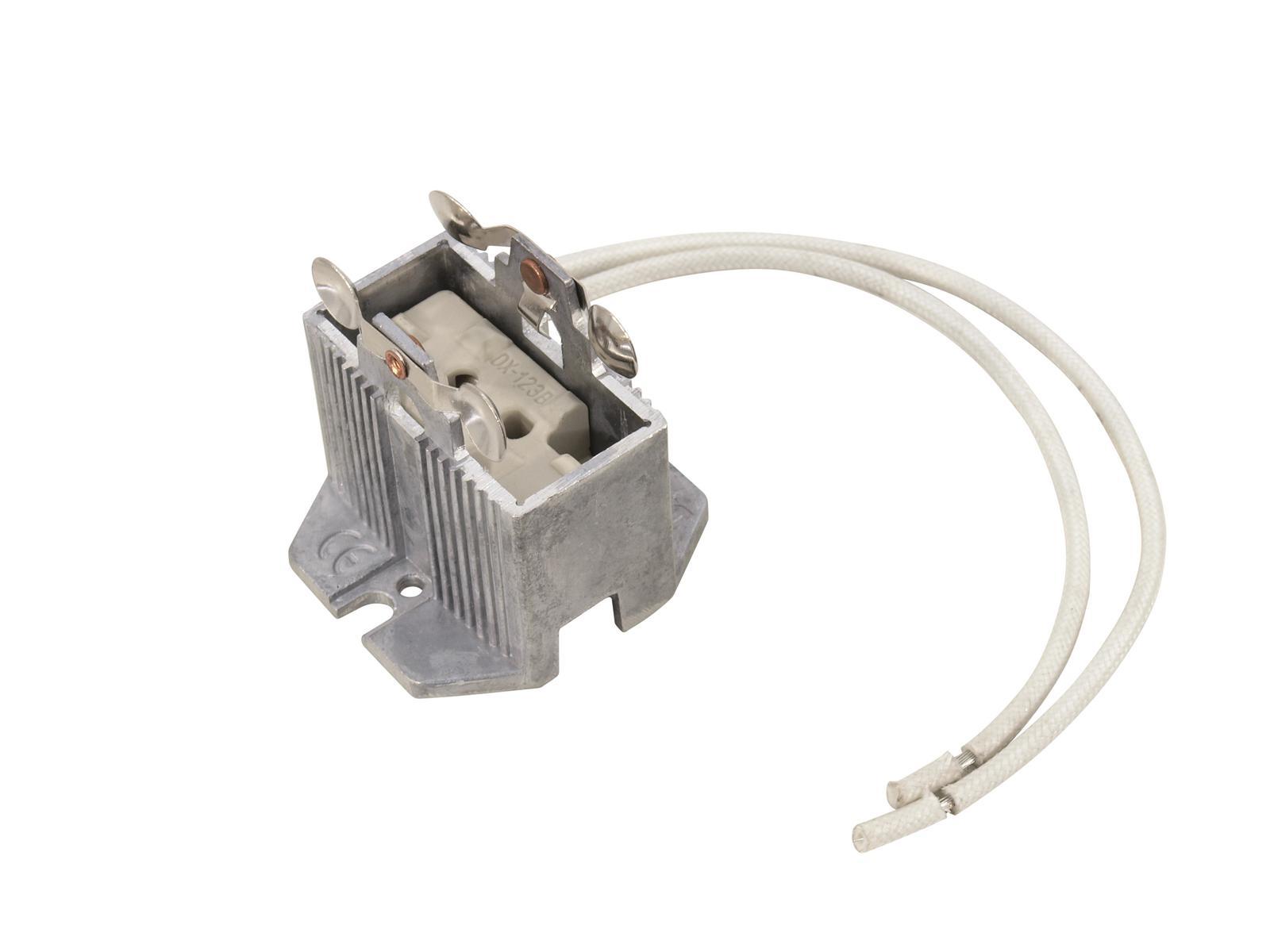 adattatore porta lampada socket GX-9.5  GY-9.5 OMNILUX