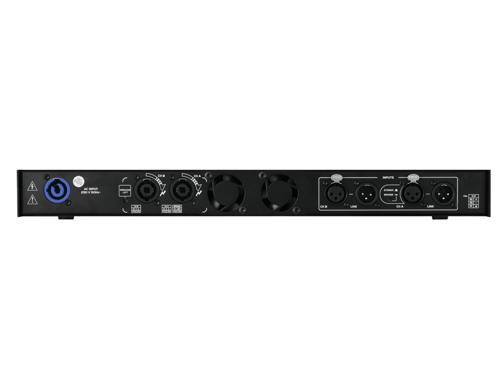OMNITRONIC XDA-1002 Class-D-Verstärker