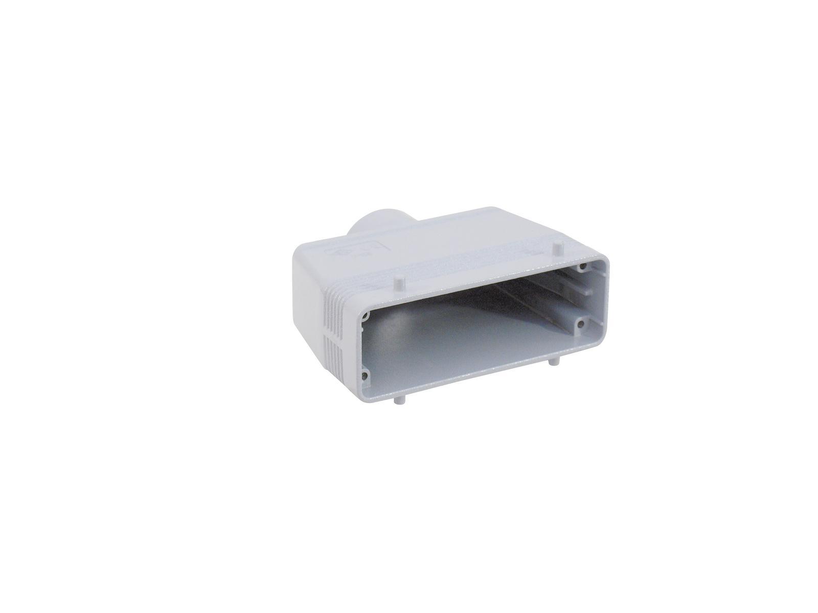 ILME Presa involucro 24 pin, PG21, dritto, lungo