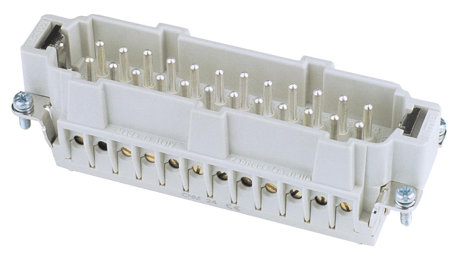 ILME connettore a 24 pin 16A,morsettiera