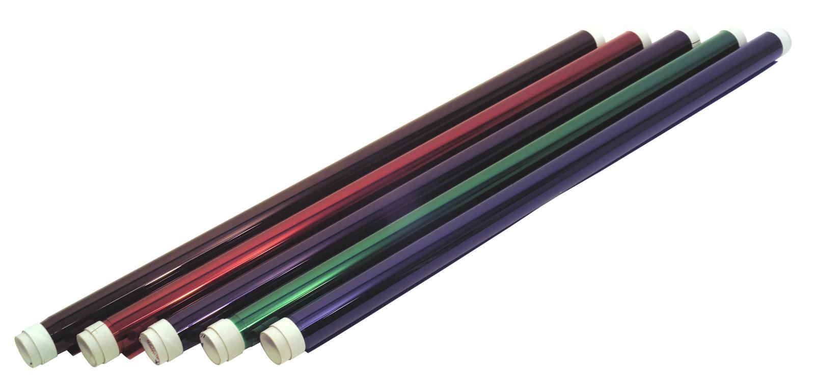 Gelatina Rotolo Foglio Filtro Per Tubo neon led 046 117x400cm magenta Eurolite