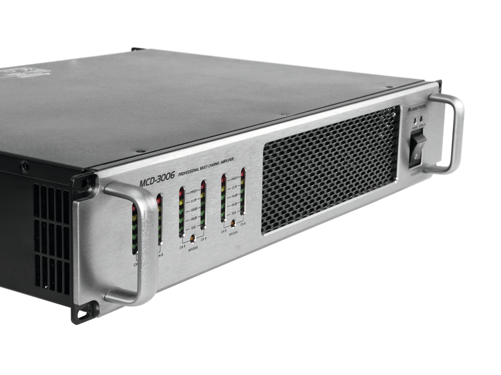 OMNITRONIC MCD-3006 6-Kanal-Endstufe