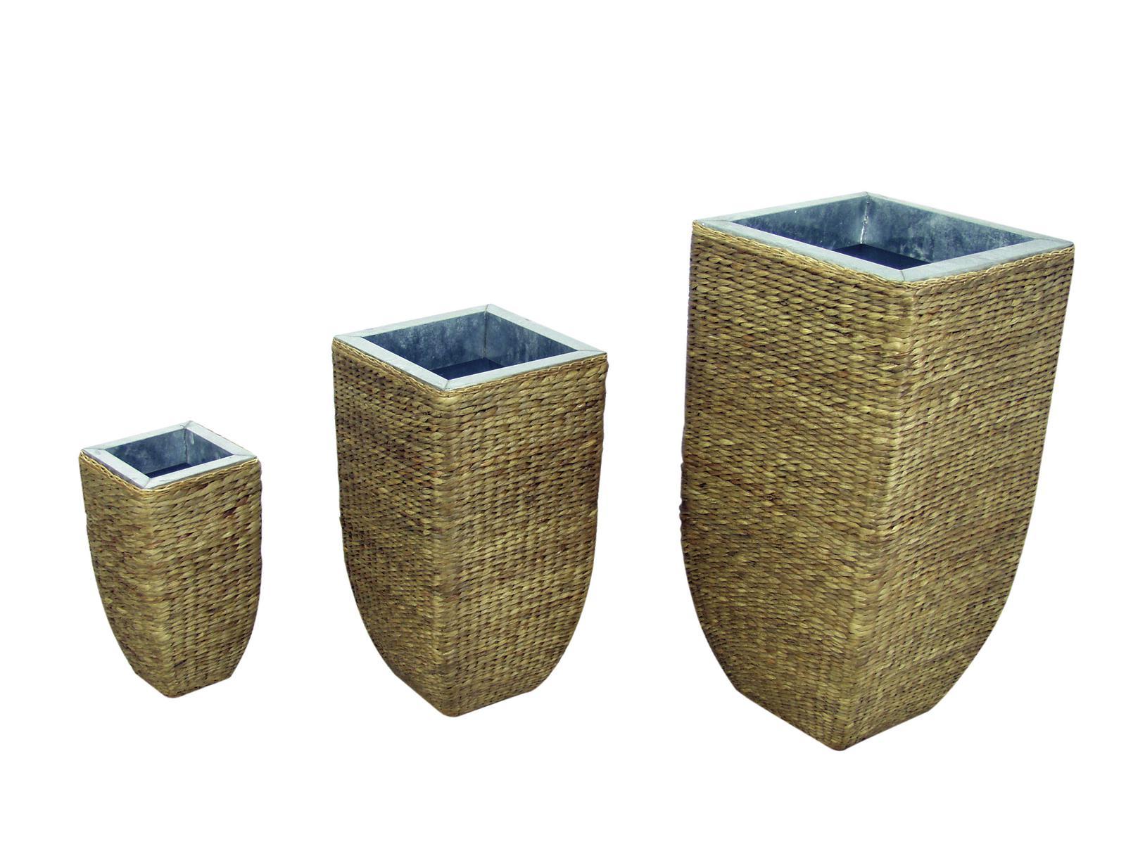 EUROPALMS Design, vaso di fiori, hyazinth, 60 cm