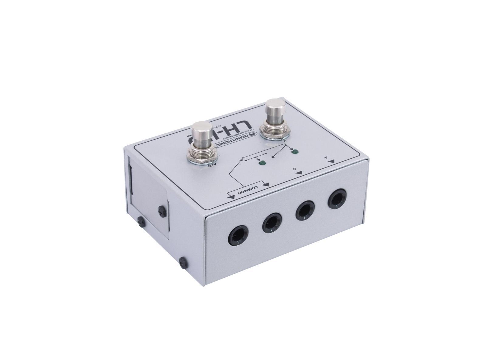 OMNITRONIC LH-110 A/DA un segnale switcher