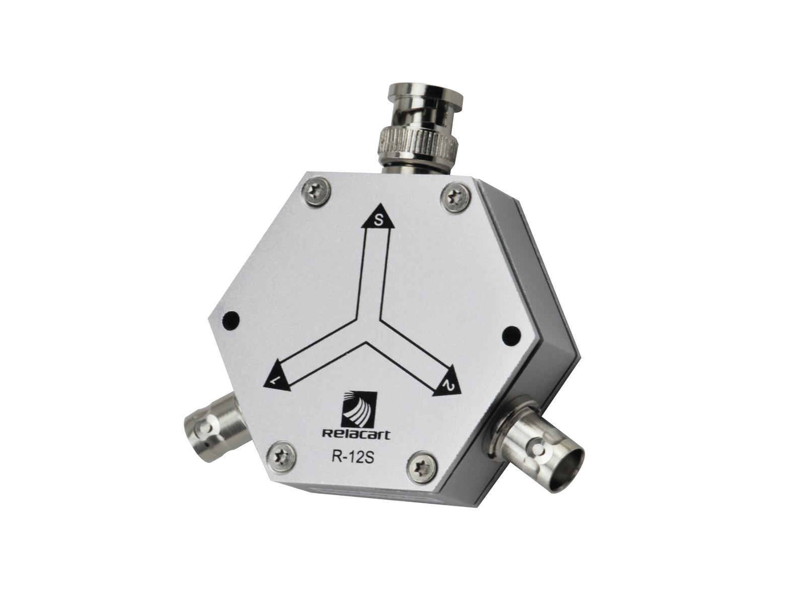 RELACART R-12S Antennenverteiler/Hub