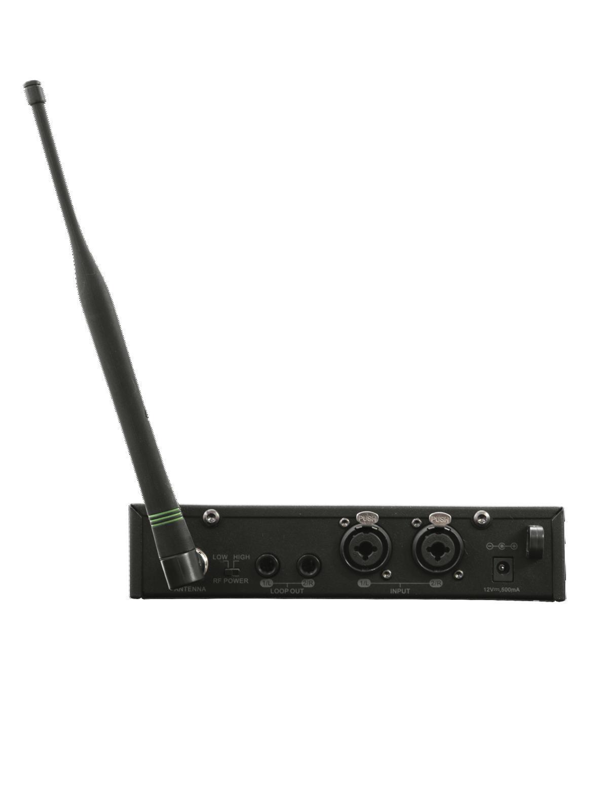 RELACART PM-160 Diversity In-Ear Sender