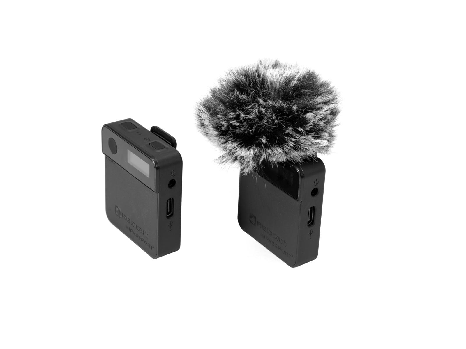 RELACART MIPASSPORT Miniaturfunksystem für Videofilmer