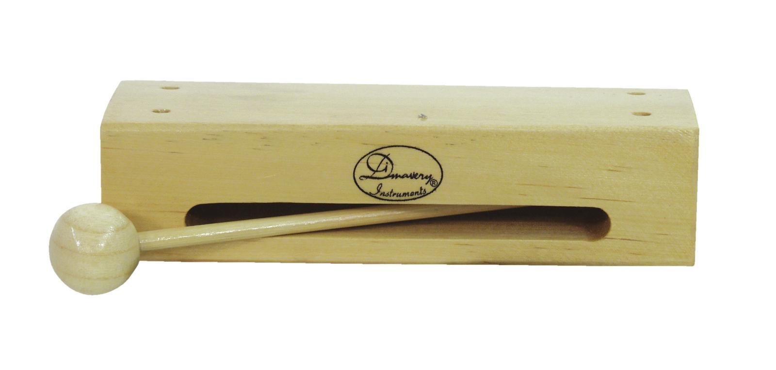 Wood block, strumento musicale a percussione DIMAVERY
