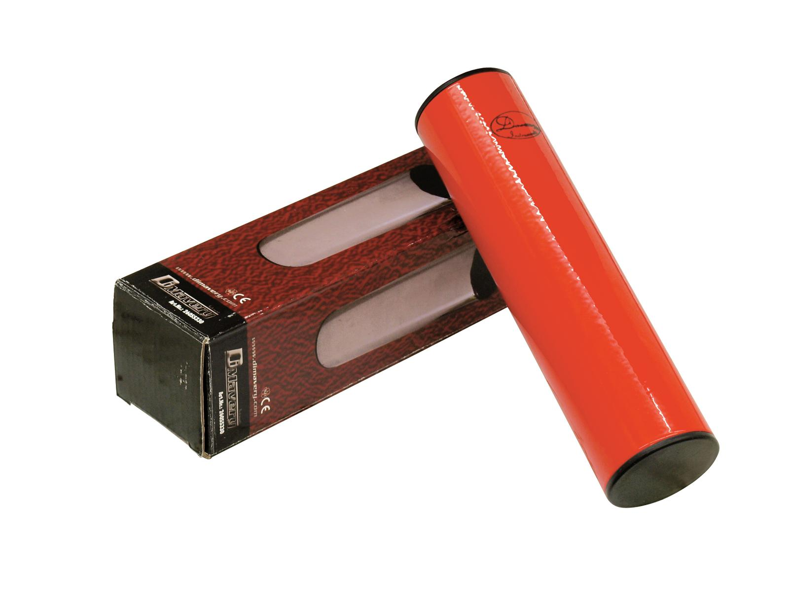 DIMAVERY Metallo-Shaker, rosso